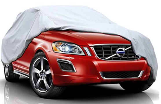 Best KAKIT SUV Car Cover Waterproof